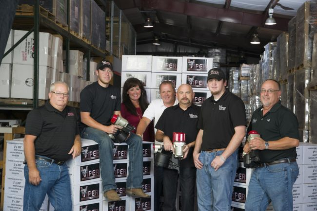 Our pallet manufacturing service team at Viper Industrial