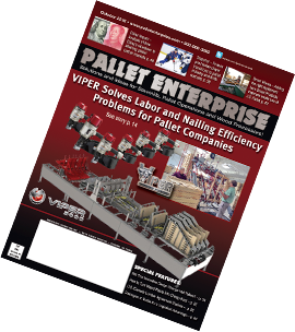 pallet Enterprise magazine Viper Industrial